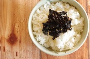 【初めて食べました】有明産 焼き海苔で作った佃煮