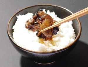 残った汁もご飯にぶっかけて!!広島県「かき庵」さんの「かきと生姜のぶっかけ」