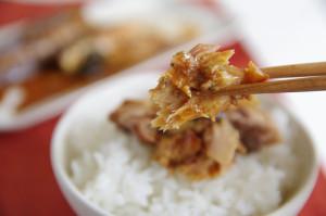 【一人暮らしにうれしい】骨まで食べられるさば味噌やわらか煮(北海道・佐藤水産)