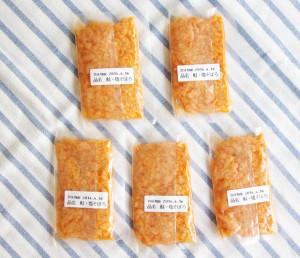 【小分け包装が嬉しい】新潟のアンテナショップで購入した「さけ・塩そぼろ 一膳プリかけ」