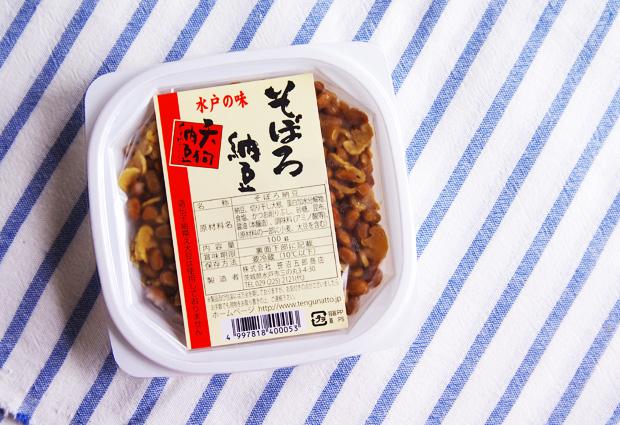 そぼろ納豆-1