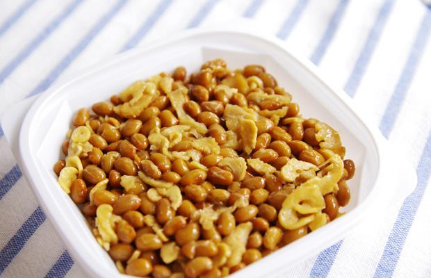そぼろ納豆-2