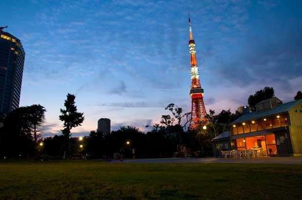 東京タワー-