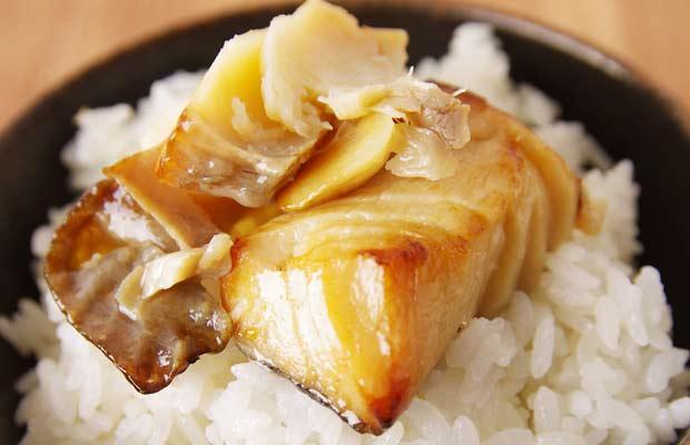 銀鱈味噌漬焼き-1