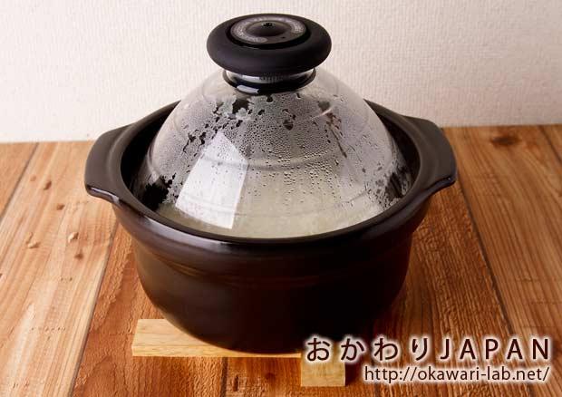 ハリオの土鍋-12