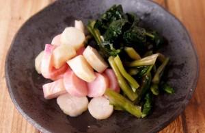 【これが滋賀県伝統野菜の日の菜!】まぜちゃい菜でおなじみ 滋賀県