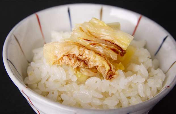 白菜こうじ漬け-4
