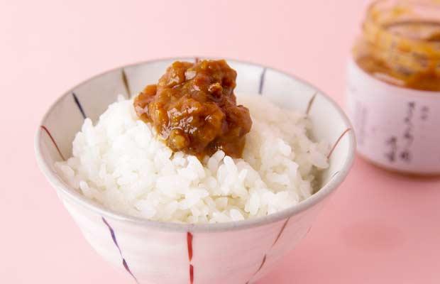 さくら肉味噌-4