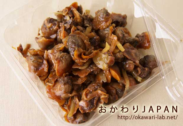 赤貝の佃煮-1