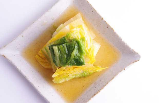 白菜醤油漬-4