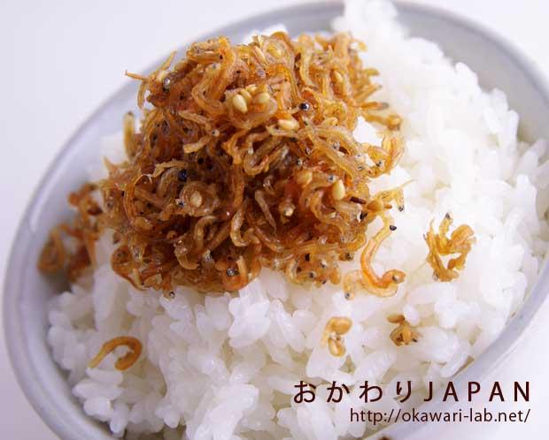 糸島屋じゃこ煮-4