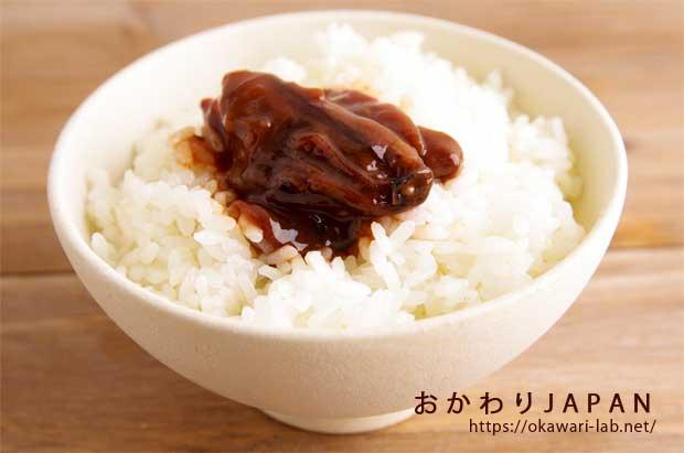 干しほたるいかの麹醤油漬け-4