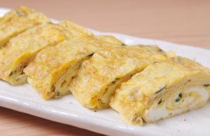 【定番・簡単レシピ】丸美屋ののりたまを使って卵焼きを作ってみよう